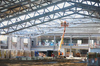 2021 UWL Field House Construction 0094