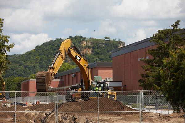2021 UWL Field House Construction 0187