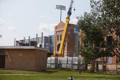 2021 UWL Field House Construction 0207