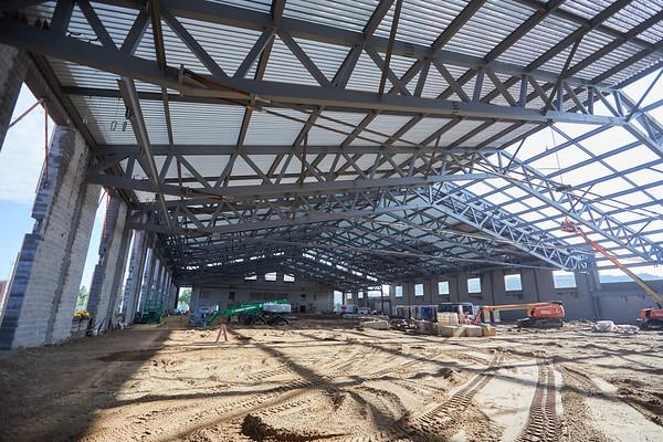 2021 UWL Field House Construction 0071