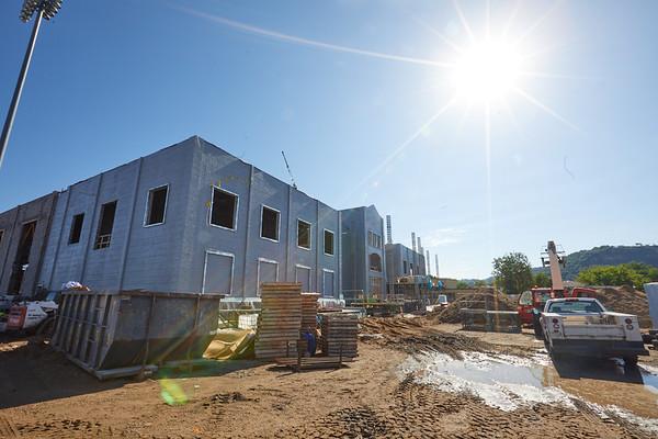 2021 UWL Field House Construction 0134