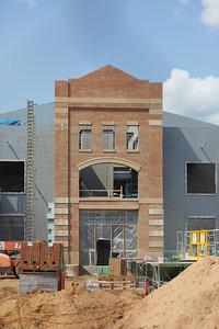 2021 UWL Field House Construction 0206