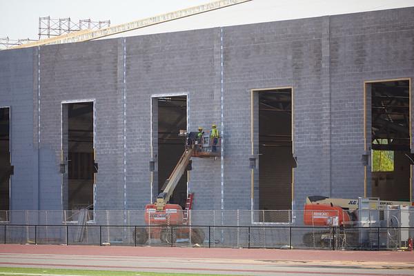 2021 UWL Field House Construction 0011