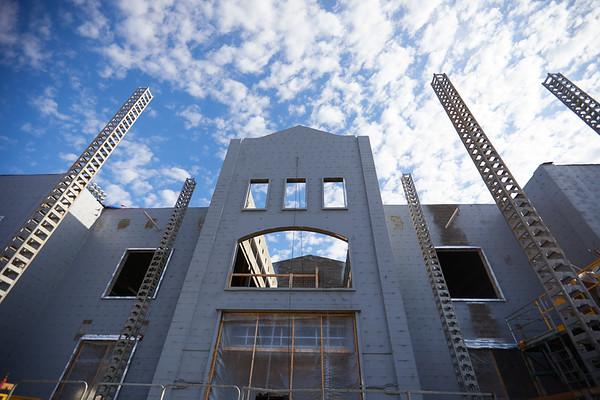 2021 UWL Field House Construction 0040