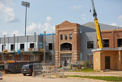2021 UWL Field House Construction 0209