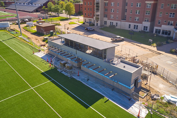 2021 UWL Soccer Support Facility Construction  0015