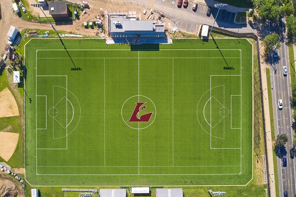 2021 UWL Soccer Support Facility Construction  0012