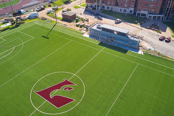 2021 UWL Soccer Support Facility Construction  0007