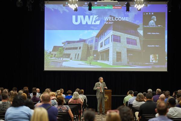 2021 UWL Chancellors Address and Picnic 0004