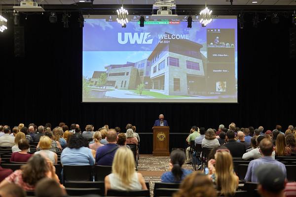 2021 UWL Chancellors Address and Picnic 0012