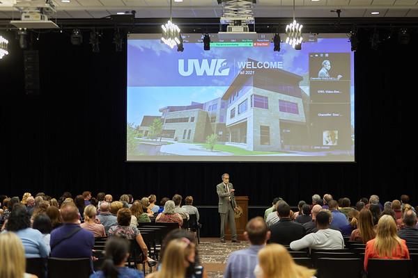 2021 UWL Chancellors Address and Picnic 0008