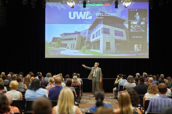 2021 UWL Chancellors Address and Picnic 0039