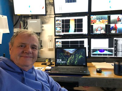 SONAR ARRAYS and other instruments to map the seafloor and atmospheric conditions