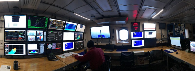 COMPUTER LAB is the ship's knowledge center