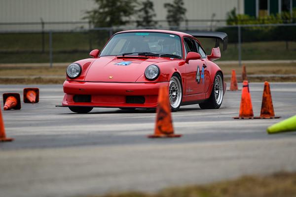 Saturday Autocross