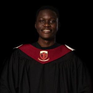 Gordon Brian Olemo (Uganda)
