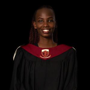 Divine Nzosaba (Burundi)