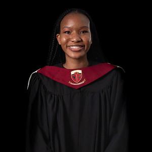 Jenny Leana Fotso Ngompe (Cameroon)