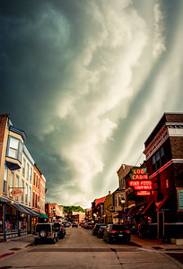 DA108,DT, Angry Skies, Galena, Illinois