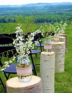 DA104,DT,Wedding on the Bluff, Cassville, Wisconsin