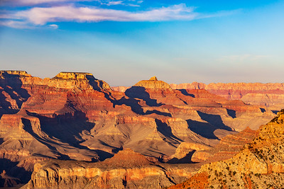 DA110,DT,Evening Grand Canyon CO-1