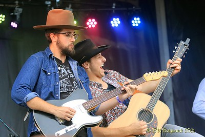 Josh Ruzycki & Ryan Lindsay - Darwell 8-21 214