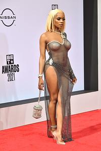 LOS ANGELES - JUNE 27: 2021 BET Awards