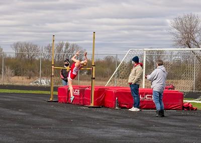 High Jump Events