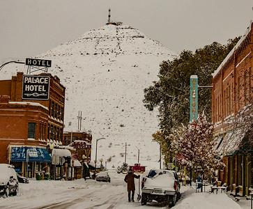 Snowy Salida, Salida, CO
