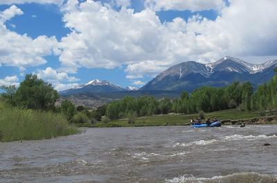 Rollin' On The River, Salida, CO