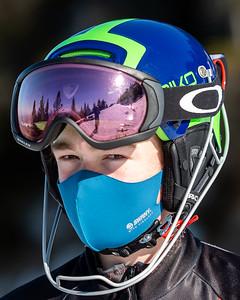Mont-Tremblant, QC, Canada March 21 2021 - Club De Ski Mont-Tremblant Portraits   Photo:  Gary Yee (garyphoto.ca)