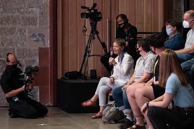 2021 Edinburgh International Book Festival Audience