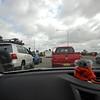 Barkley waiting to cross the border into SA