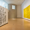 Burchfield-Penney Art Center gallery show at SUNY Buffalo State College.
