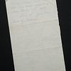 Teacher of Methods, Anna K. Eggleston handwritten letter for 150th anniversary celebration at SUNY Buffalo State College.