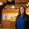 Former SUNY Buffalo State College Communication student, Samantha Pangborn at WNED/WBFO in Buffalo, New York.