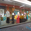 Historical fashion exhibit  in the Fashion and Textile Technology  department at SUNY Buffalo State College.