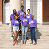Residence Life staff and resident assistants at SUNY Buffalo State College.