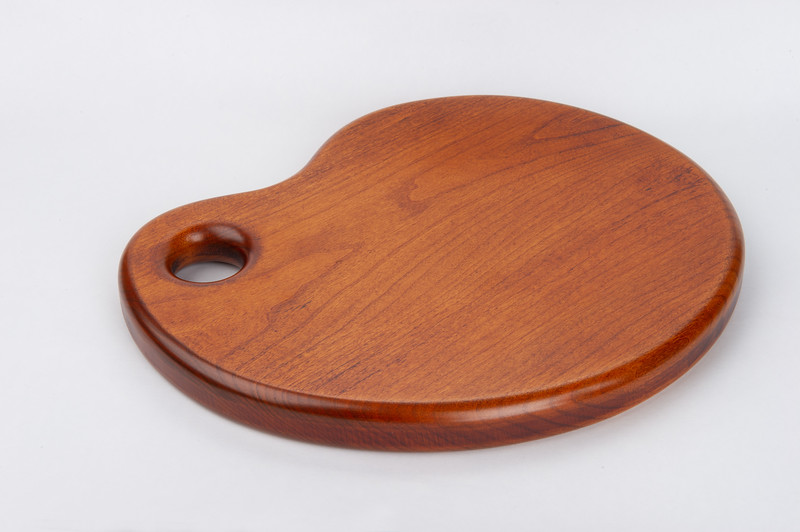 Wood design by Associate Professor Sunhwa Kim at SUNY Buffalo State College.