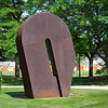 C. Billingsley sculpture at SUNY Buffalo State College.