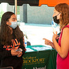 Study Away Fair at SUNY Buffalo State College.
