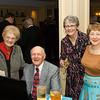 Photos during Peterson Society Dinner at Buffalo Club.