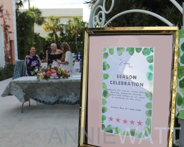 AWA_0001 Colony Hotel Season Celebration