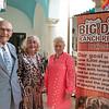DSC_0422 Bill Richards, Bea Cayzer, Nancy Brown