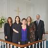 Liz Young, Kara Dusenbury, Barbara Benedict, Cy Britt, Steven Serra