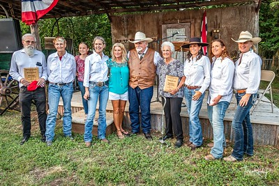Cowgirls with Inductees-2775