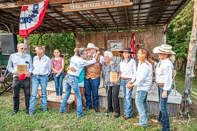 Cowgirls with Inductees-2777