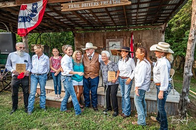 Cowgirls with Inductees-2778