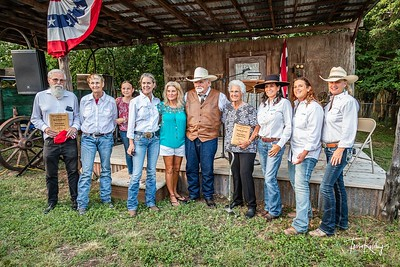 Cowgirls with Inductees-2774