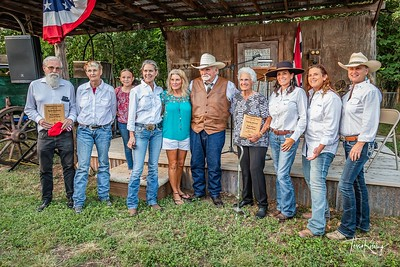 Cowgirls with Inductees-2773